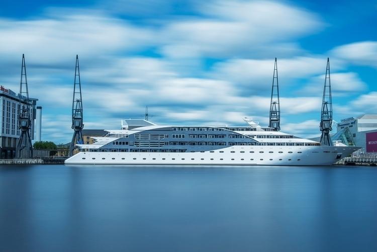 Sunborn Floating Hotel, Royal V - toshmarshall | ello
