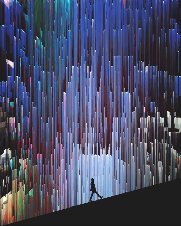 Frozen Music 3 - digital, glitche - mike_n5 | ello