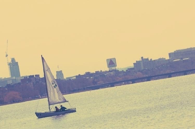 River Intellect - water, boston - romello | ello