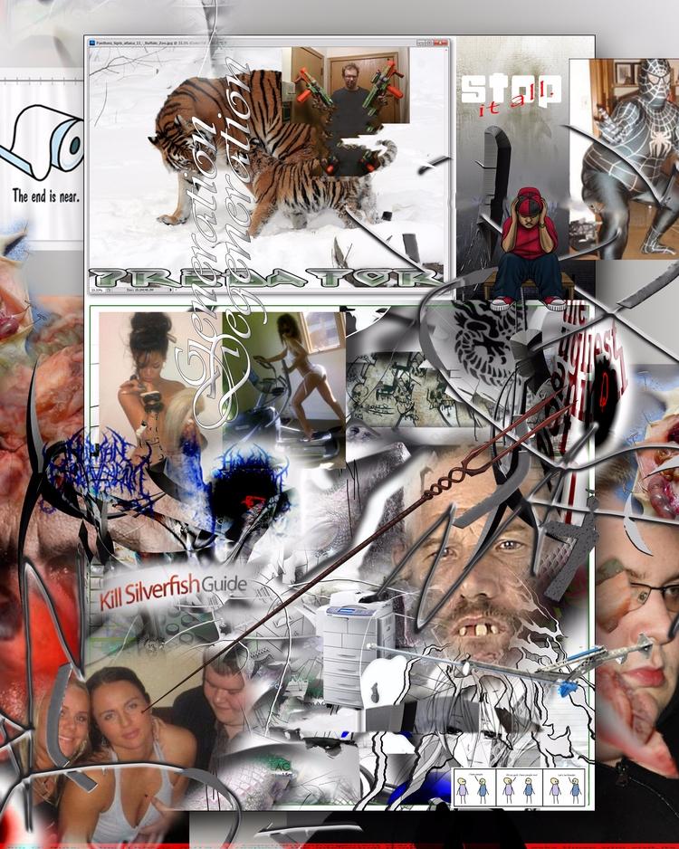 GENERATIONDEGENERATION contempo - donelektro | ello