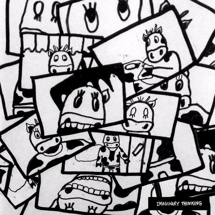 Morning doodle year Motel festi - imaginarythinking | ello