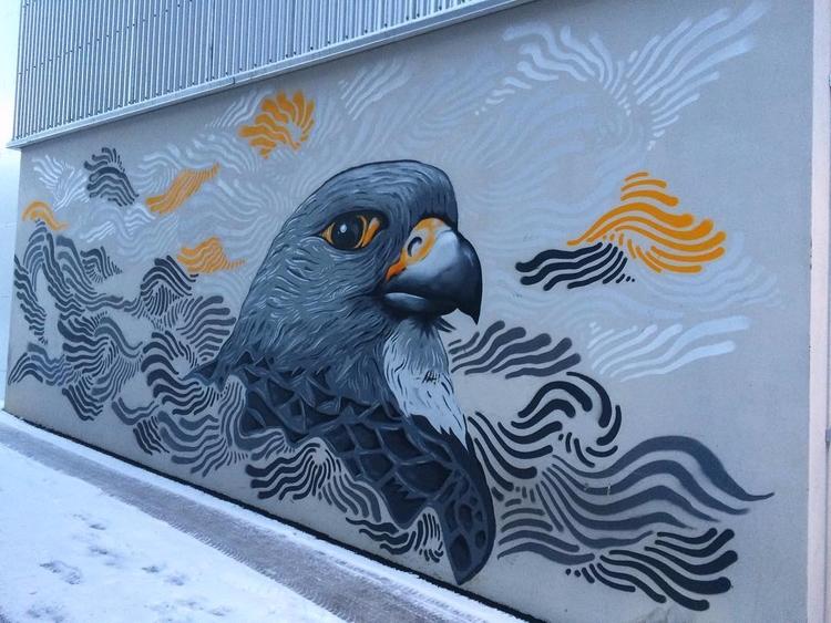 Islandic Graffiti Photo - ellograffiti | ello
