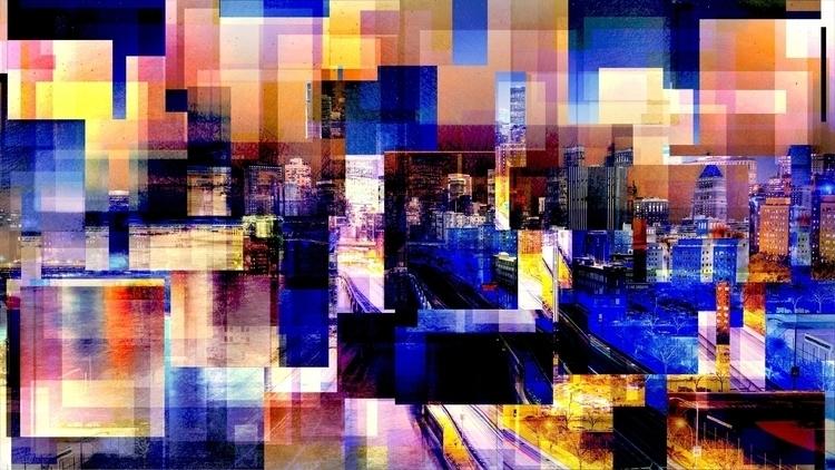 city - planet_telex | ello