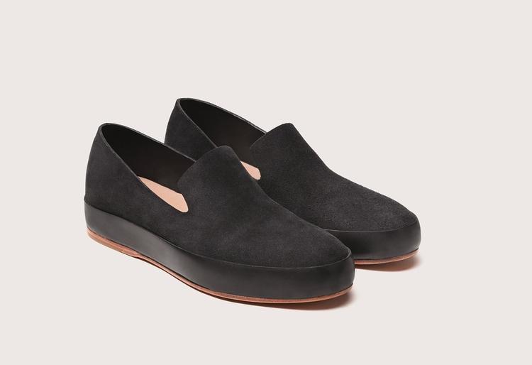 Hand Sewn Slipper Feit - slippers - mauudhi   ello