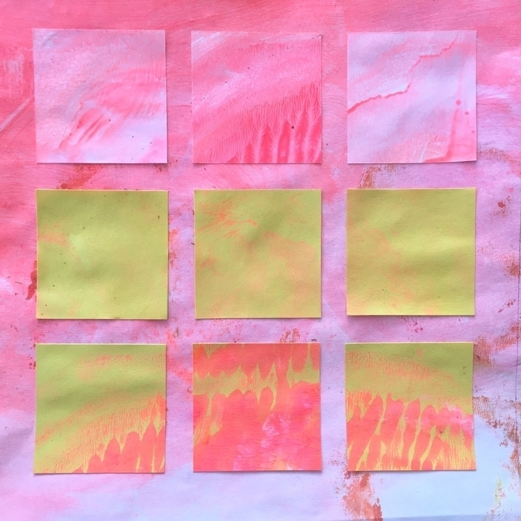 137 - QTStudio, squareaday, 3x3 - quadrapop | ello