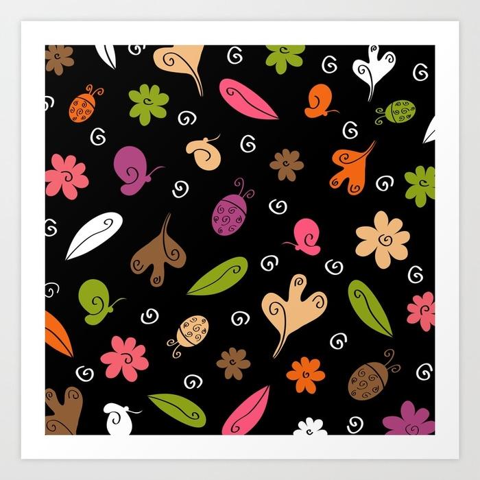 Spring Festival Time - ladybird - miideegrafiche | ello