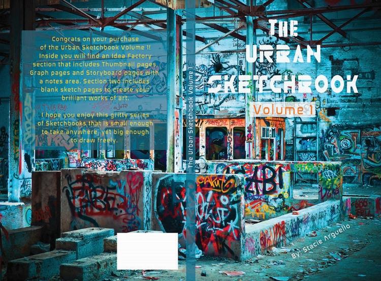 Urban Sketchbook Volume 1. Incl - staciearguello-clements | ello