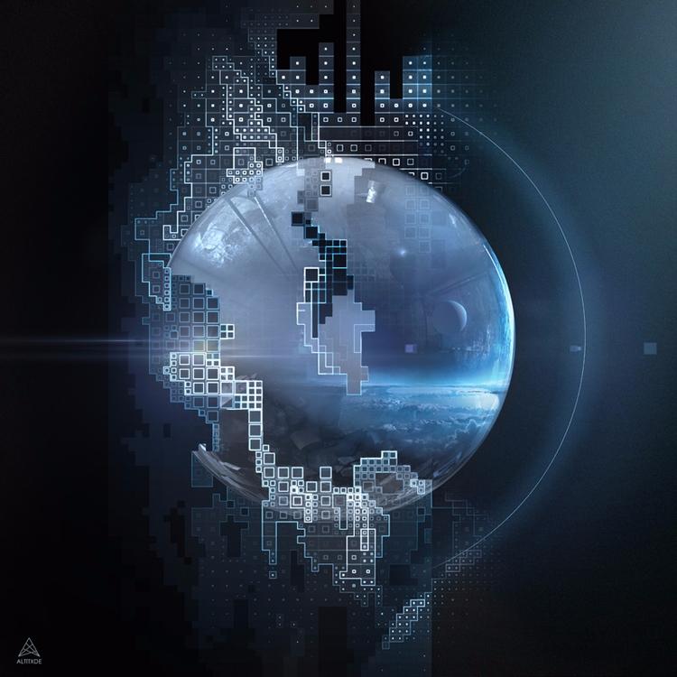 ORBITUS - 3d, digitalart, conceptart - altitxde | ello