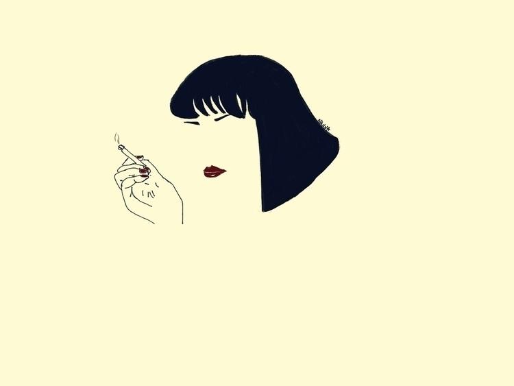 Pulp Fiction - nannart | ello