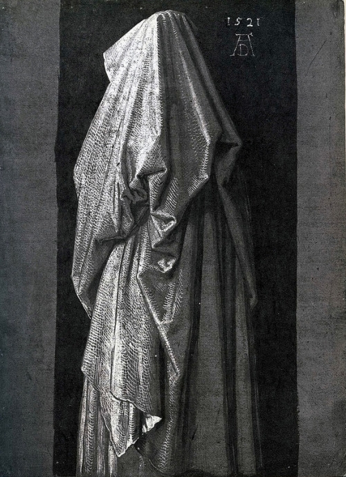 Robe Study , 1521 Albrecht Düre - modernism_is_crap | ello