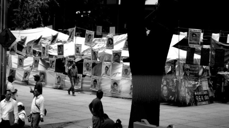 Ciudad de México - City. Manife - juanchoibf | ello