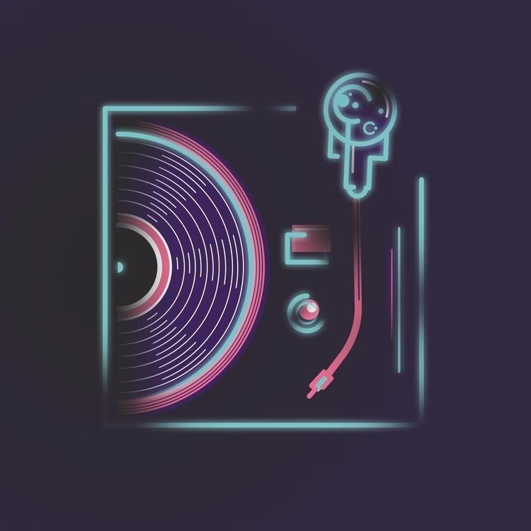 DJ - 36 days type - iampommes | ello