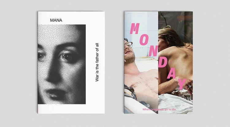 2 fanzines/ proposals film shor - hellopanos | ello