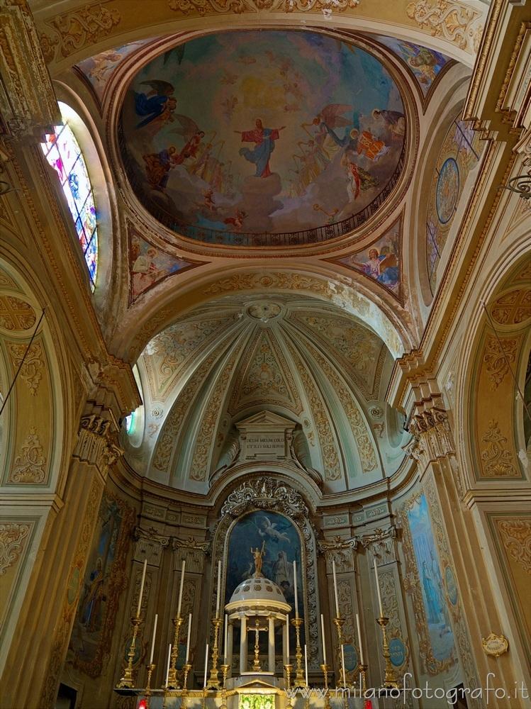 Micca ( , ): Apse Church San Lo - milanofotografo | ello