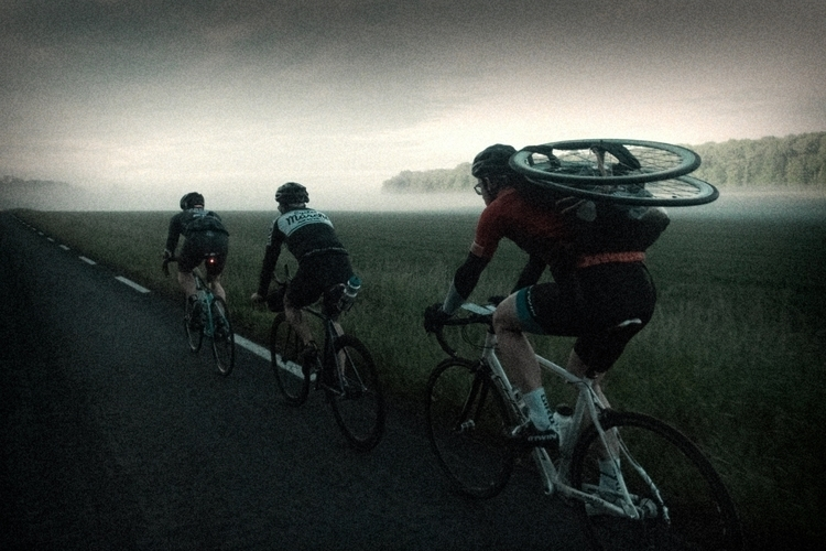 week Crossing part France Dijon - gekopaca   ello