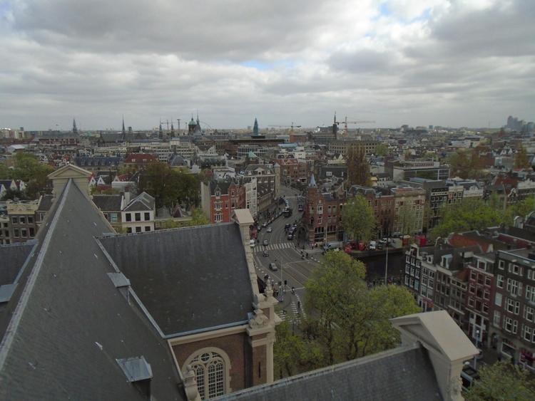 Amsterdam, April 6, 2017, tower - jimcofer | ello