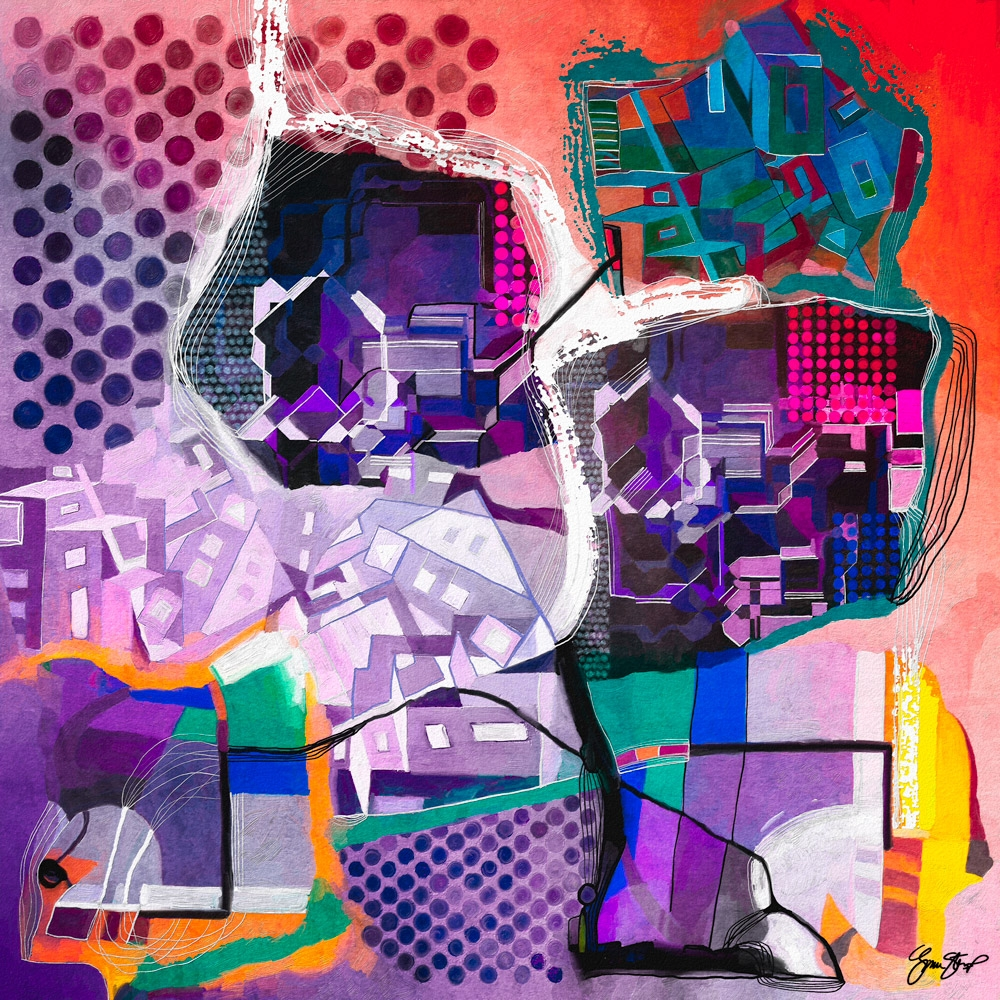 Farewell Performance - abstractart - ginastartup | ello