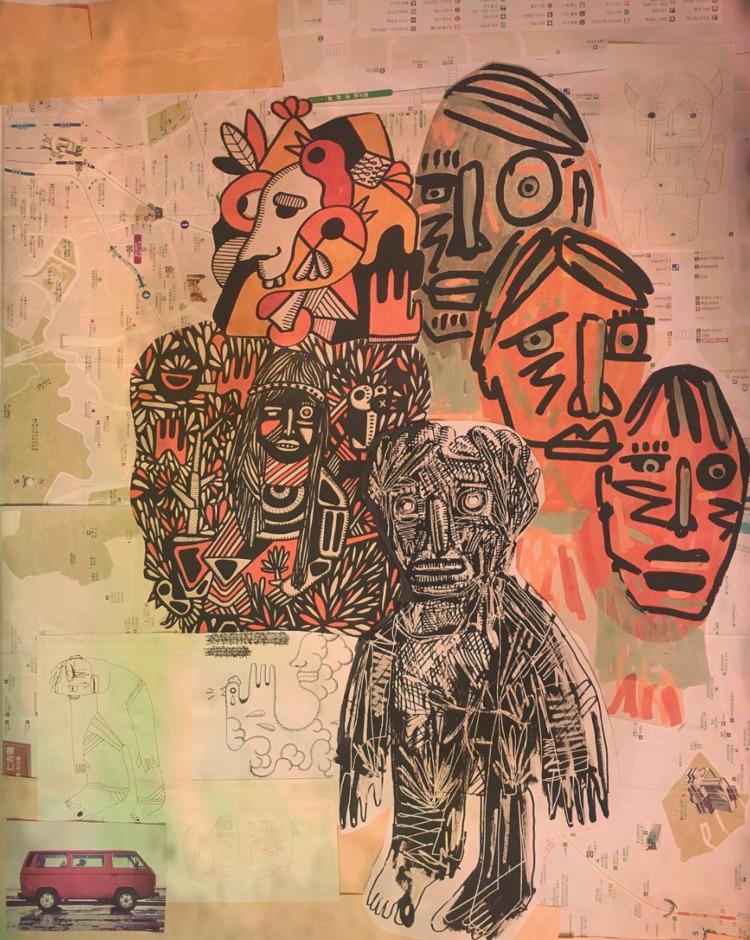- marginalink.com Collage 60cm  - marginalink | ello