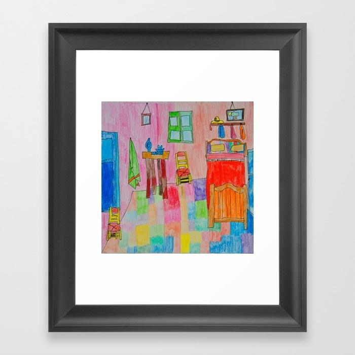 Framed, Art, Print - azima | ello