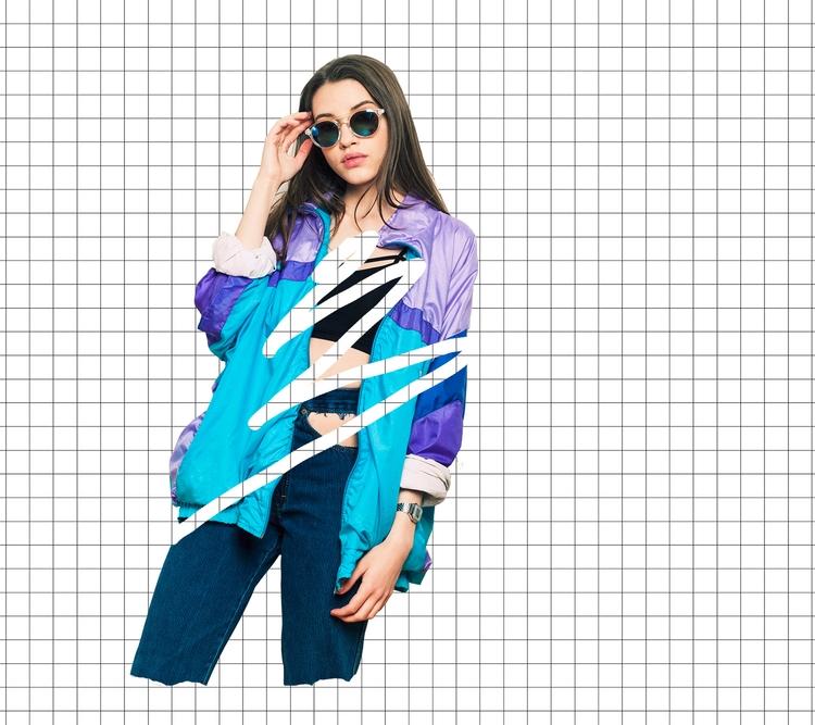 90s waves - popsick, vintage, fashion - popsick | ello