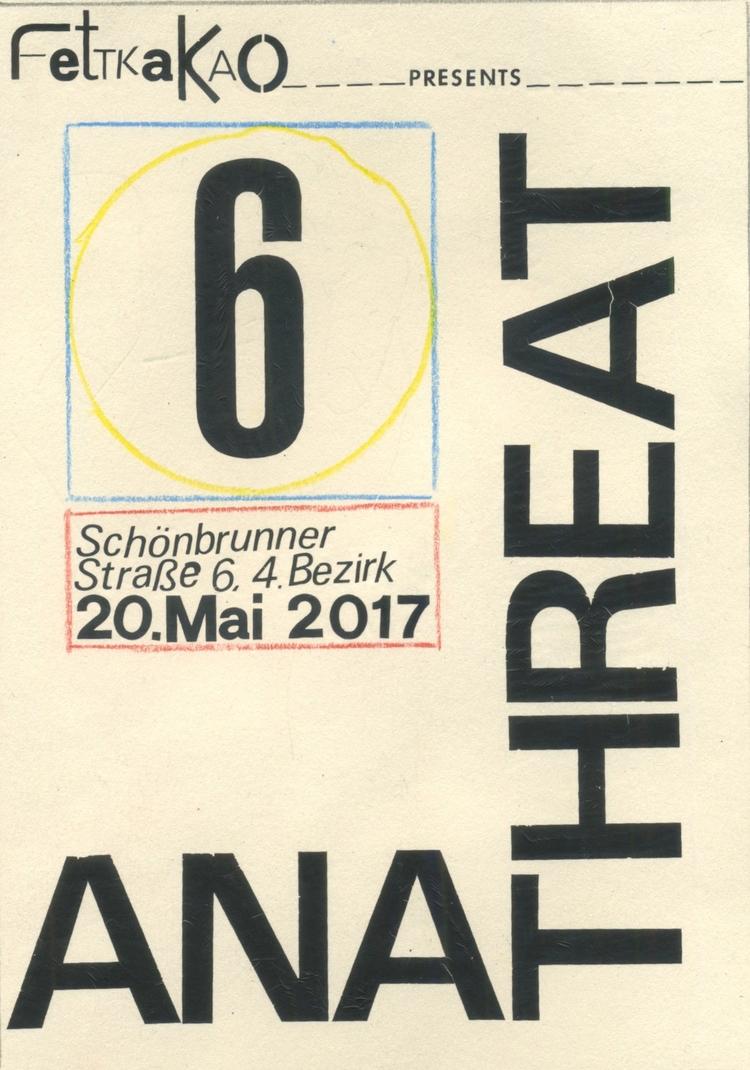 Tonight 7PM Ana Threat Schönbru - fettkakao   ello
