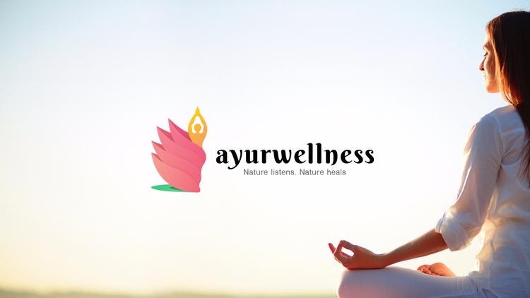 Ayurwellness Branding drawings  - fahadpgd | ello