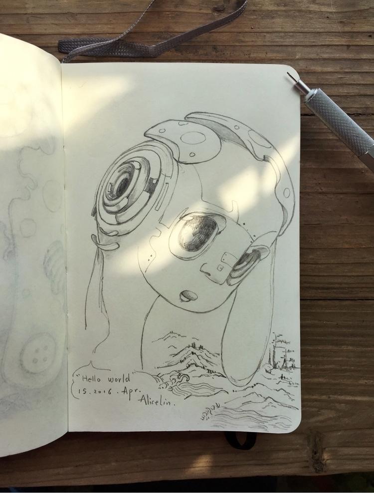 Doodle - alice_lin | ello