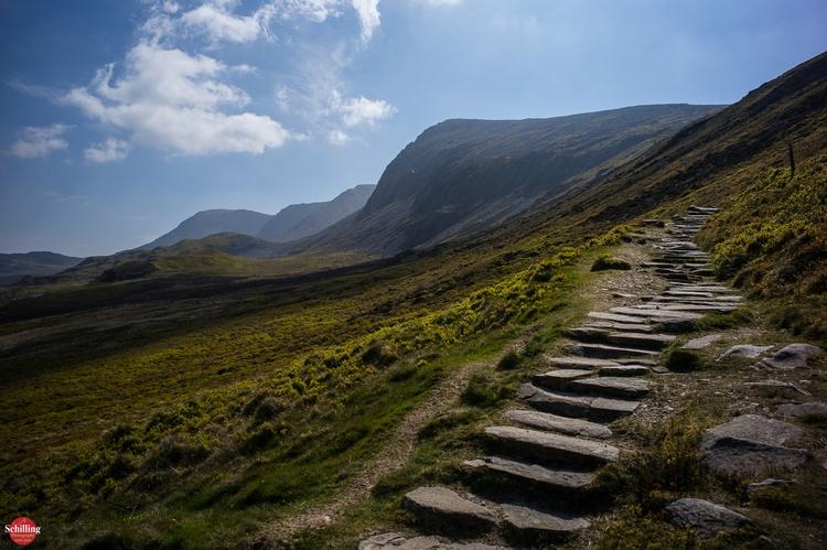Pony Path; Cadair Idris Dolgell - augustschilling | ello