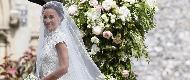 Casamento de Pippa Middleton: I - mariaelisacruzlima | ello