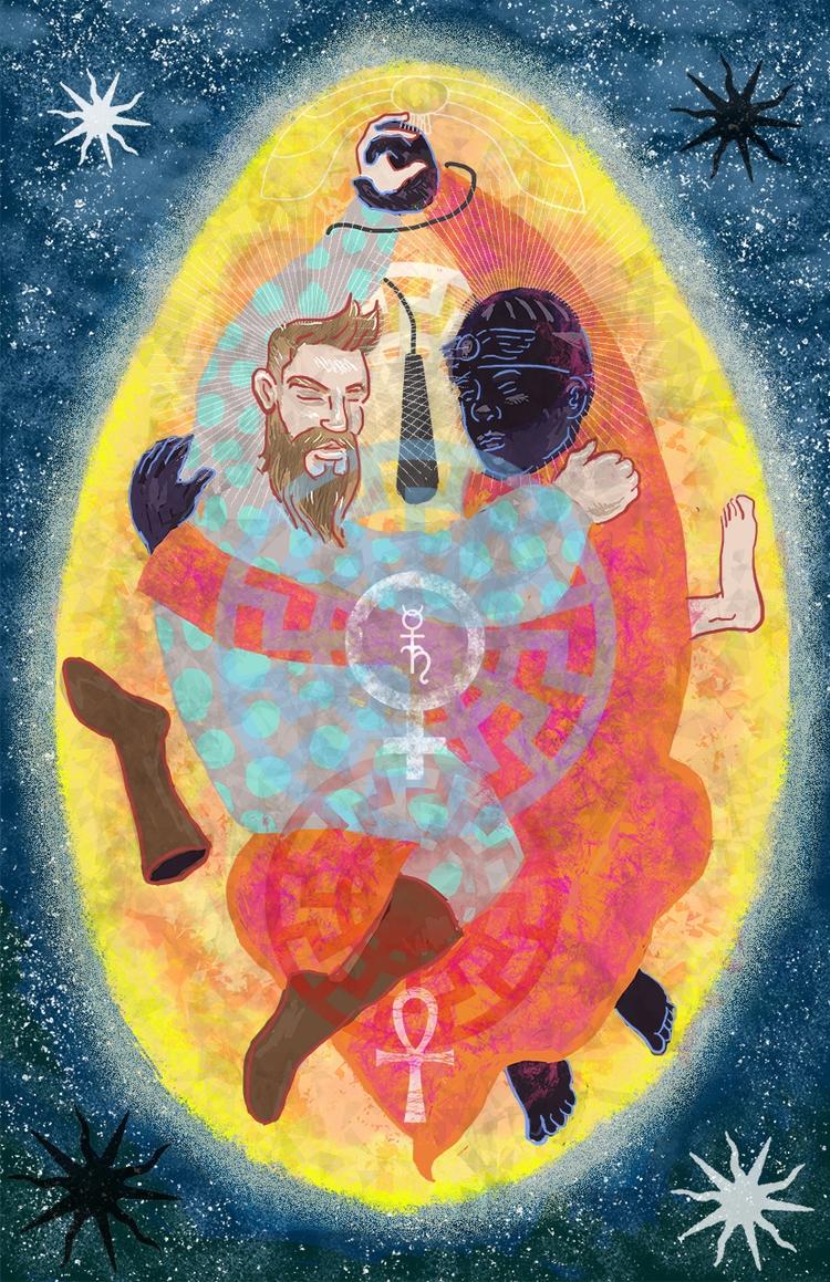 Jhon Sun Ra - Eternal Bliss ( 1 - joshuaeseaver | ello