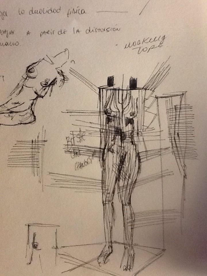 nuevos avances - art, draw, contemporary - valentineconacento | ello