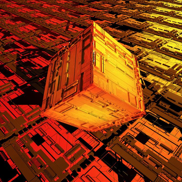 Cube Zer0 - studioxs, cesareperniola - studioxs   ello