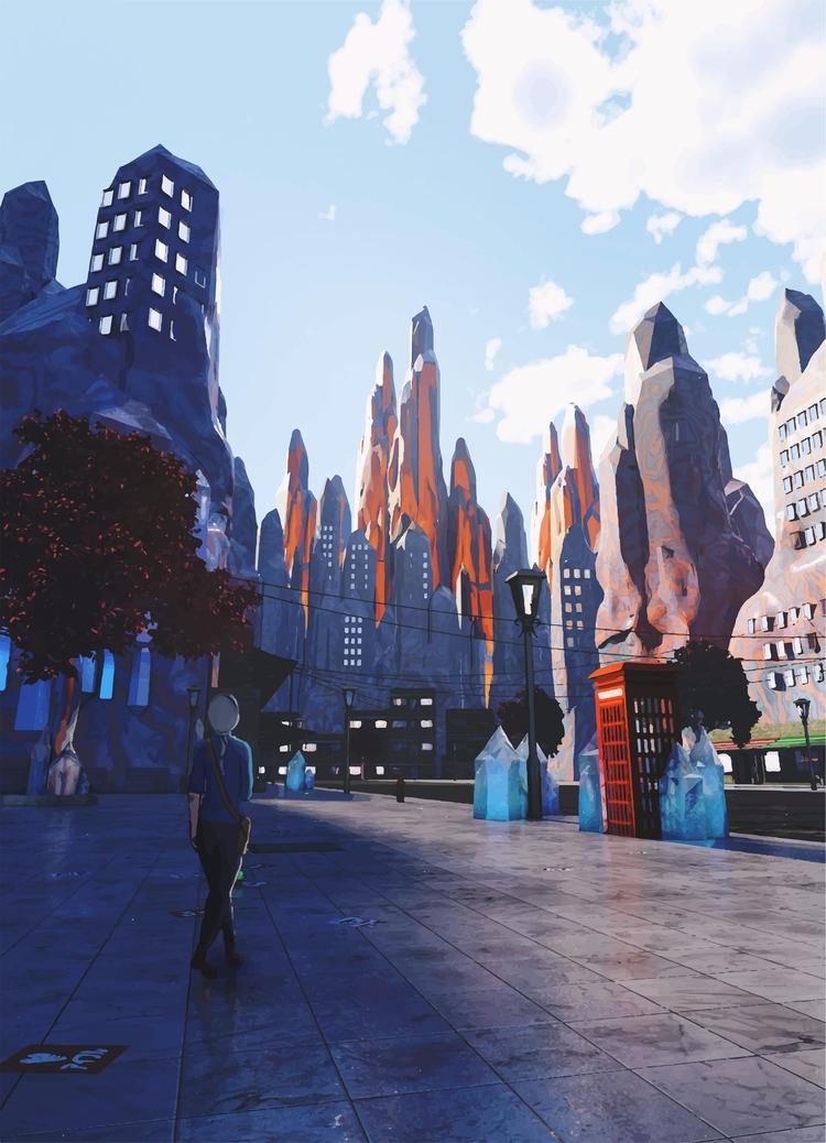 Escape - Crystal City - 3 - dzajko | ello