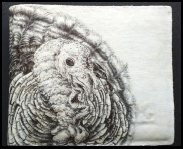 Renewable Turkey hand drawn.(Fr - mwchau | ello