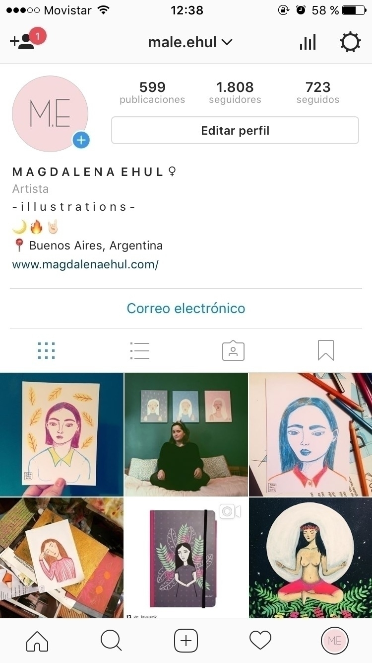 Instagram work. Follow :heart:️ - magdalena_ehul | ello