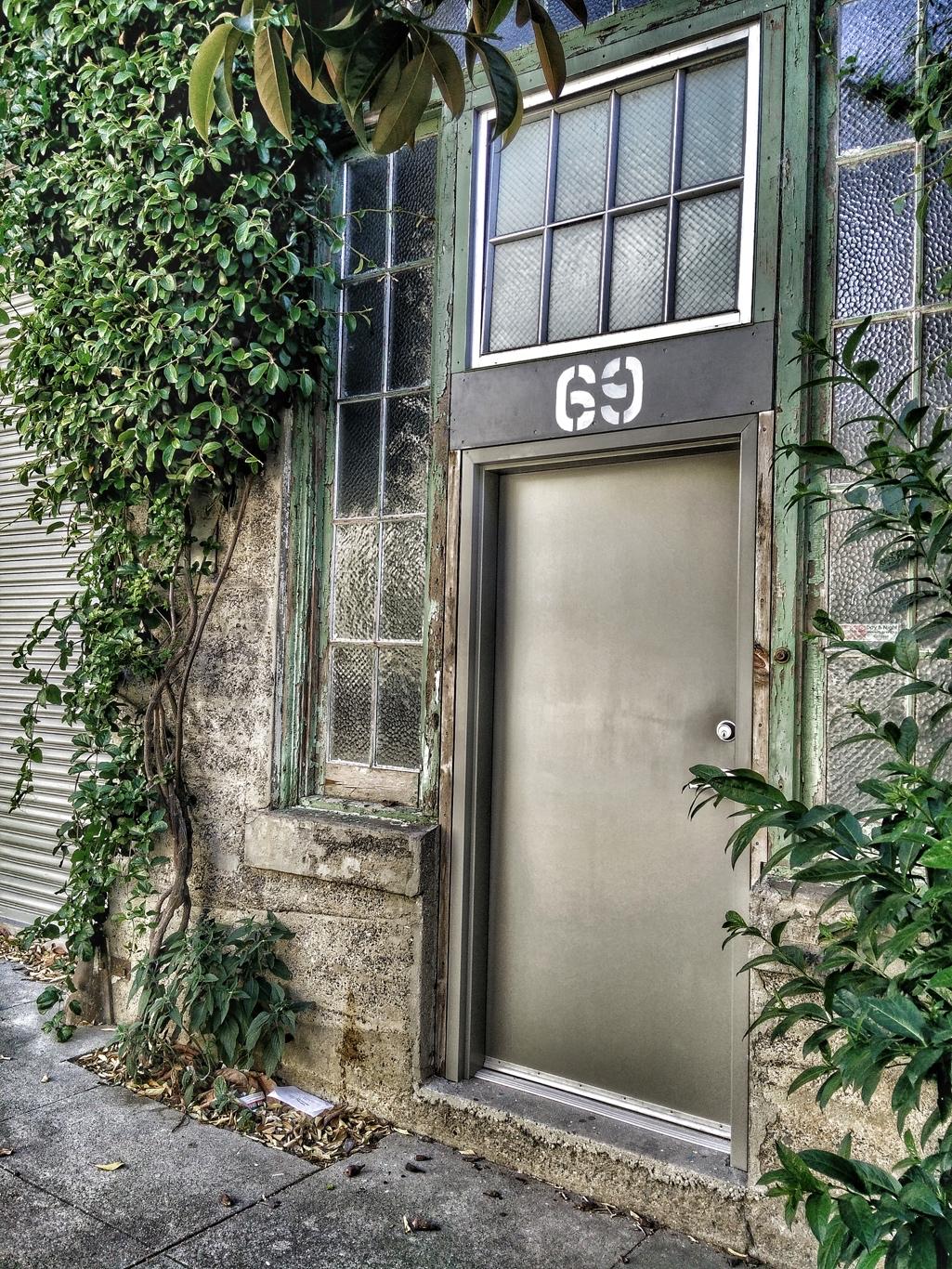 Rod Serling: door street - 69., photography - voiceofsf | ello