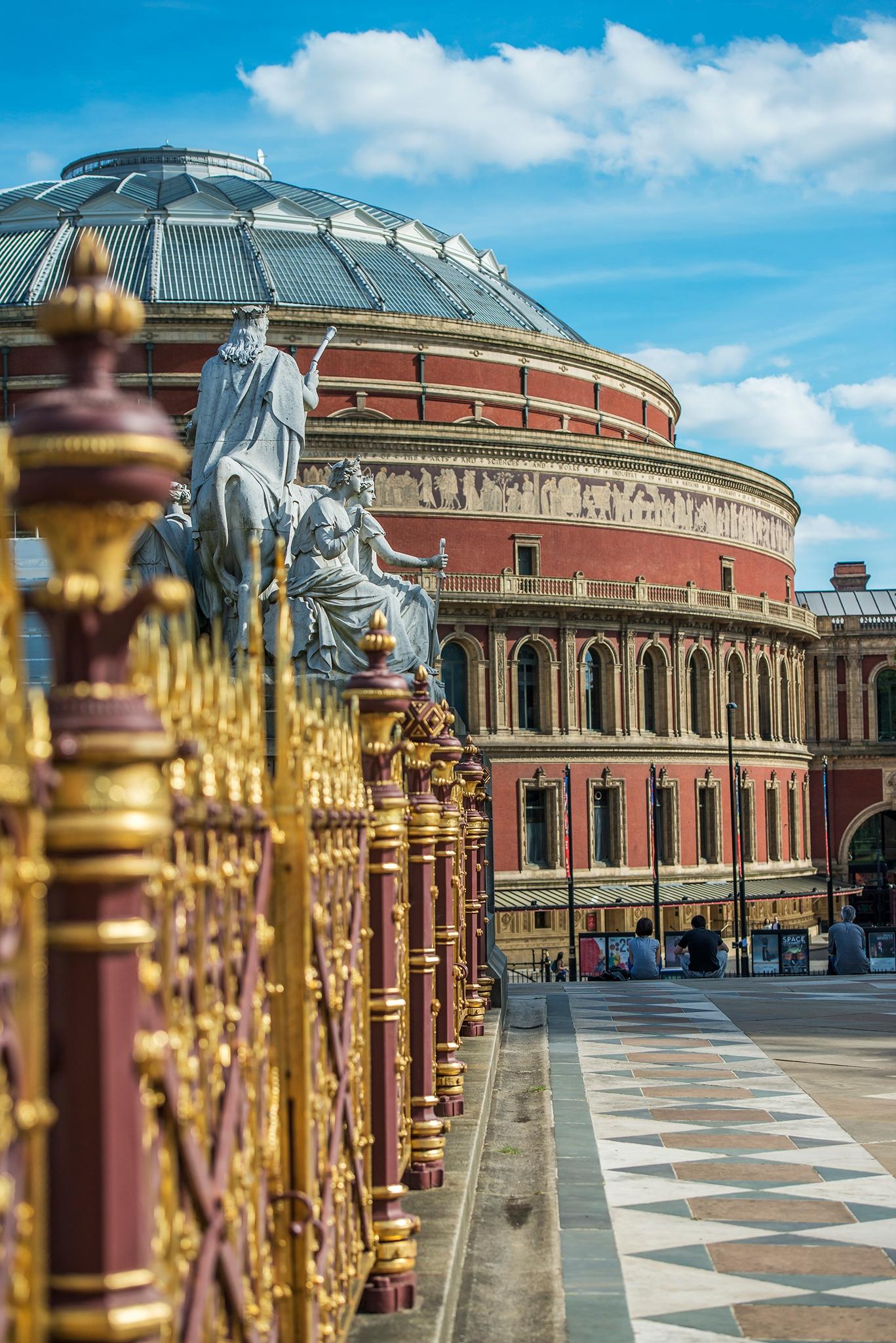 Royal Albert Hall - Nikon, D800E - toshmarshall | ello
