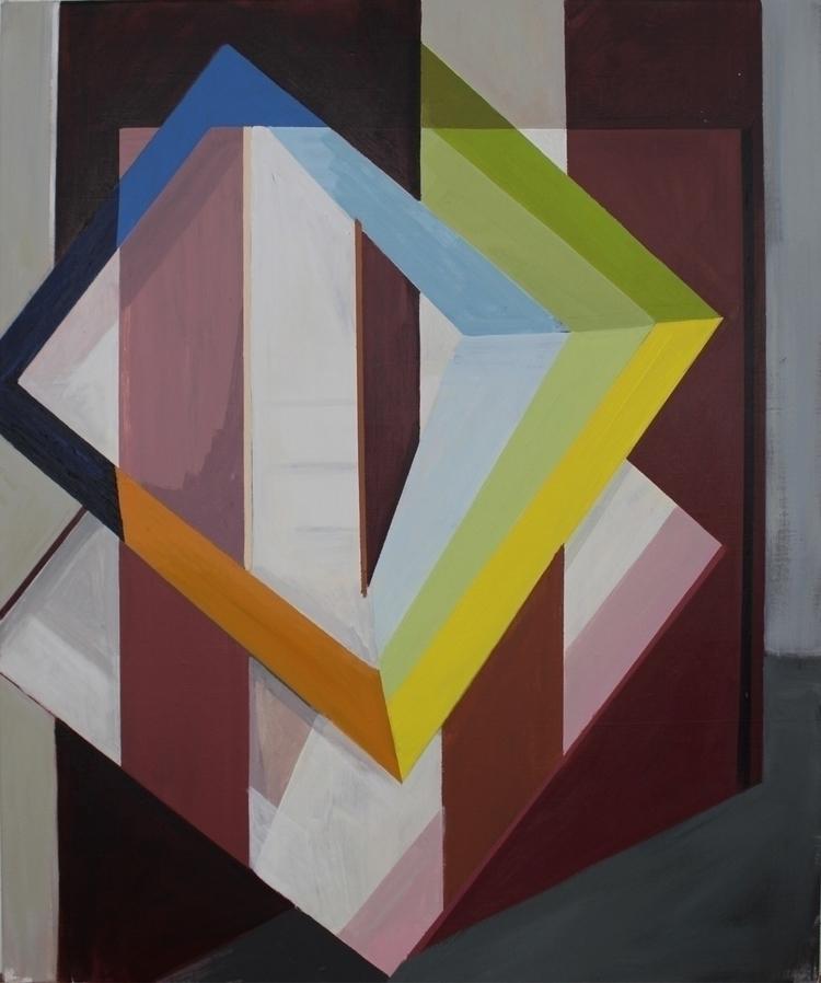 Composition 32 100x120 cm - art - rolandaalbers | ello