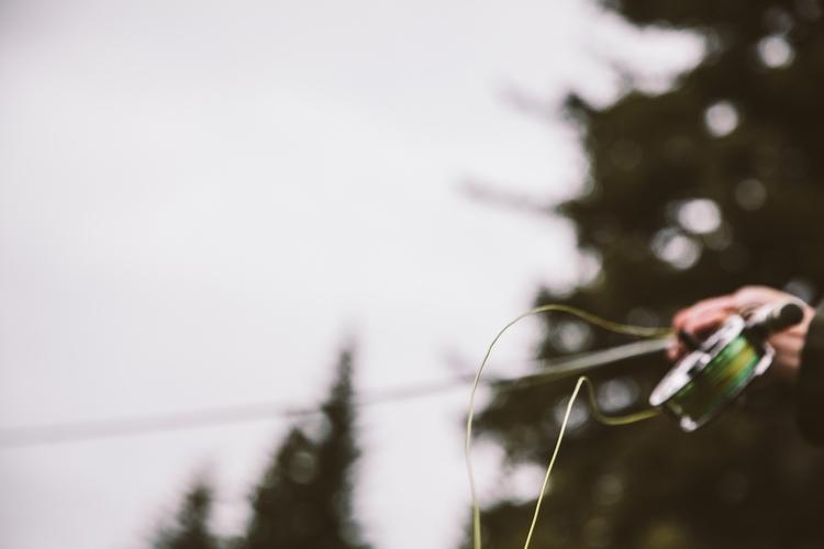 Minimal focus - flyfishing, Colorado - thinktomake | ello