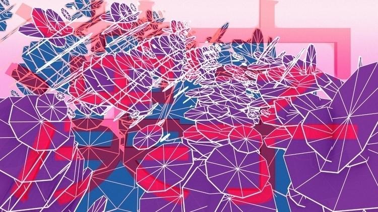 Spring - design, posterdesign, colors - kbeats | ello