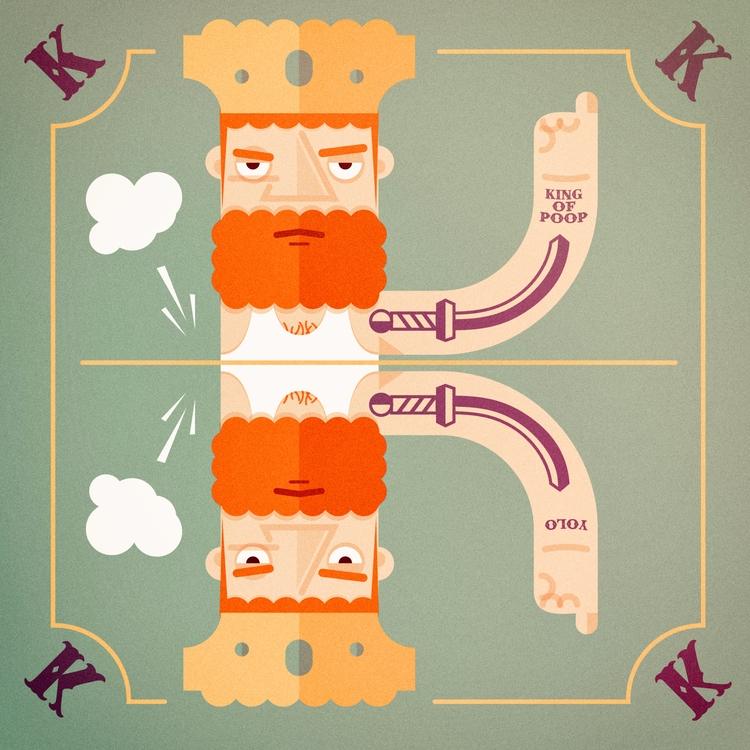 King poop - 36 days type - iampommes | ello