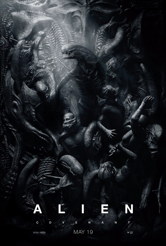 Yeah...turns Alien Covenant agg - ellohorror | ello