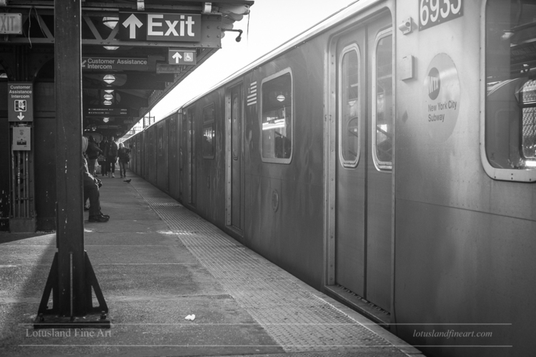 180th St. Station, 13 March 201 - wlotus | ello