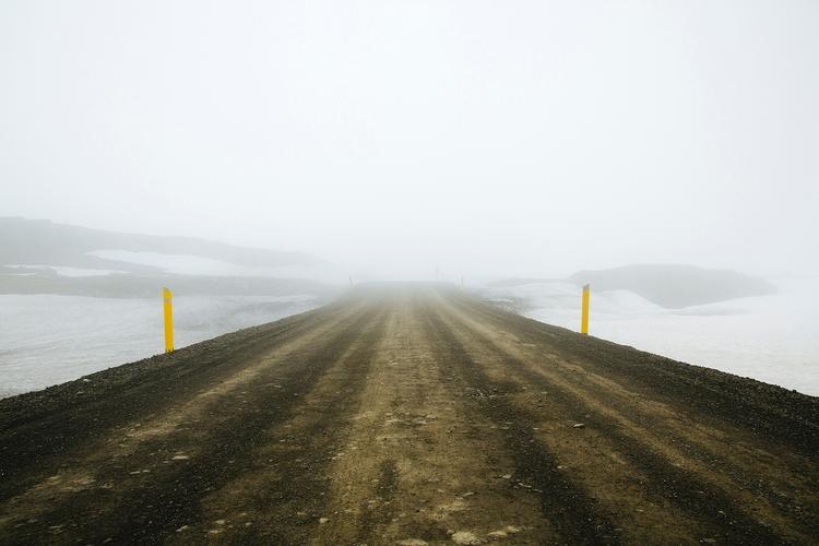 mist. Iceland - lauraaustin, travel - lauraaustin | ello