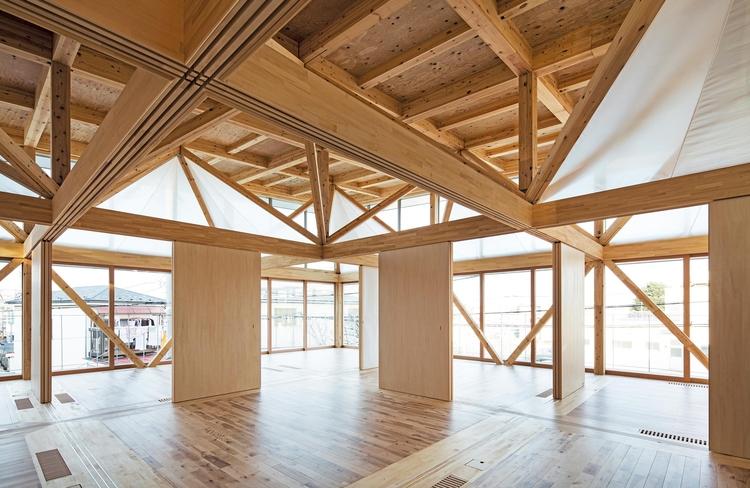 Community space Aki Hamada - elloarchitecture | ello