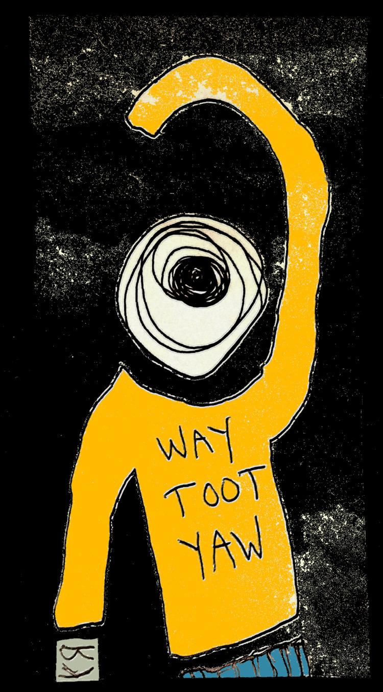 Toot Yaw Richard Yates 2017) -  - richardfyates | ello