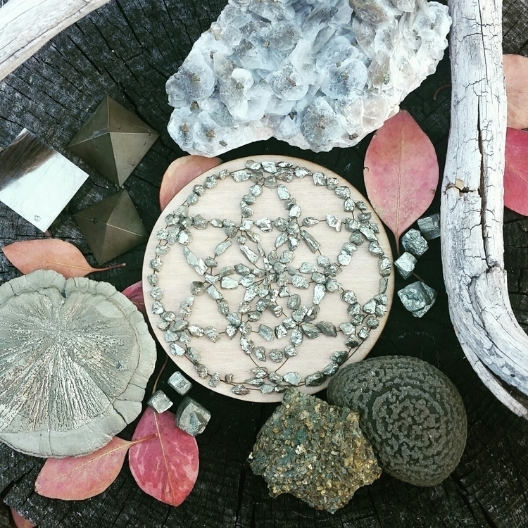 Pyrite (Aka Fools Gold) . absol - sirens_song_magick | ello