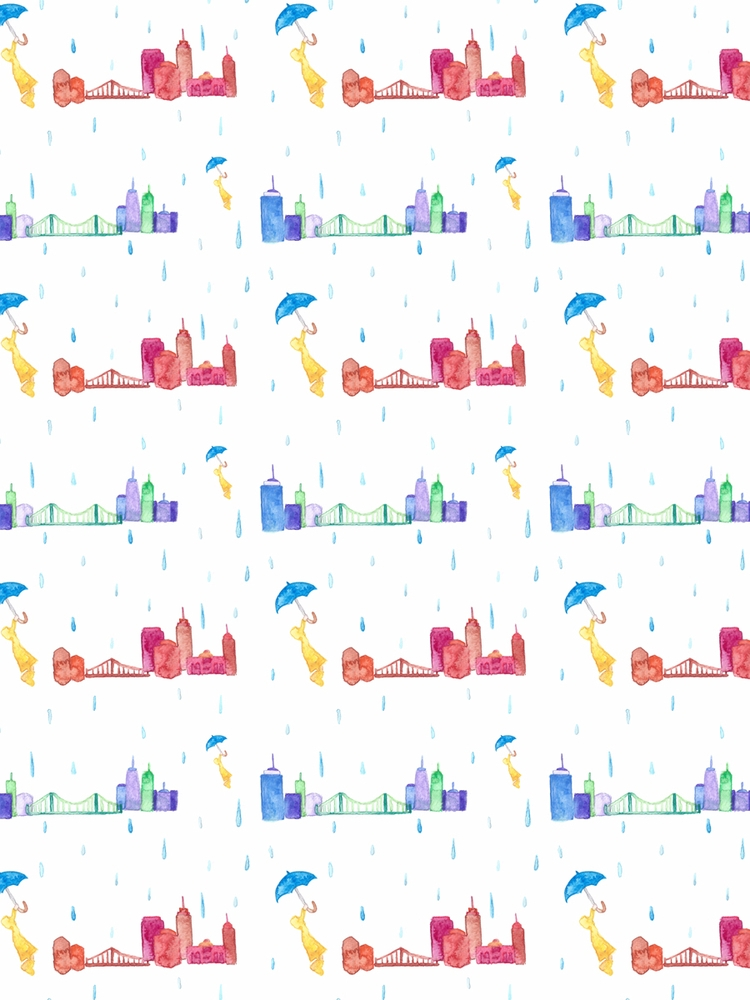 Rainy cities. rainy city themed - svaeth | ello