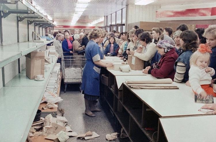Memories time Soviet stores she - kseniaanske   ello