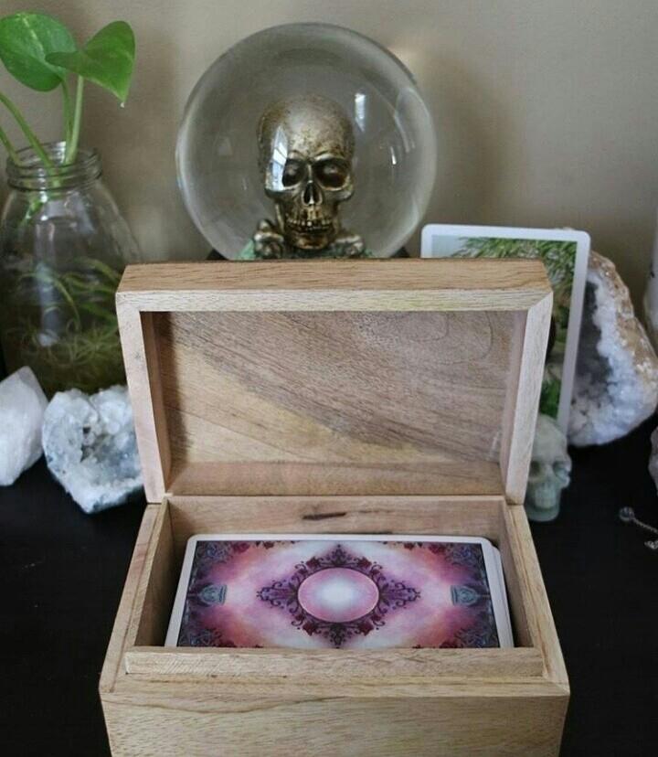 styles wooden tarot crystal) bo - wildnocturna | ello